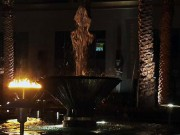 A-fire-with-water-fountain